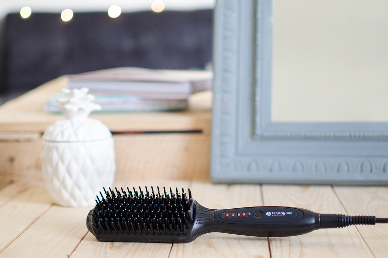 Brosse lissante Trendyliss Lily Brush
